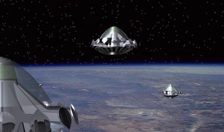 Rewatching UFO